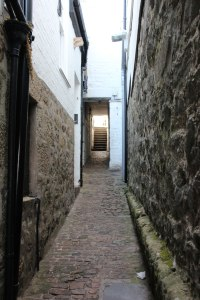 Alley in St. Ives