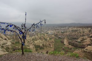 Göreme view early in the morning