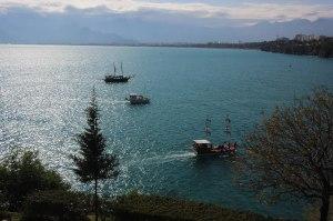 Antalya sundown
