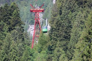 Babele cable car