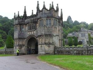 Lanhydrock gate-house