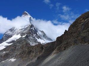 Matterhorn approach ridge