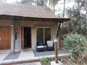 Our bungalow, Hotel au Bois Vert