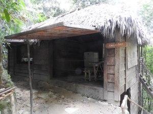 Fidel's house